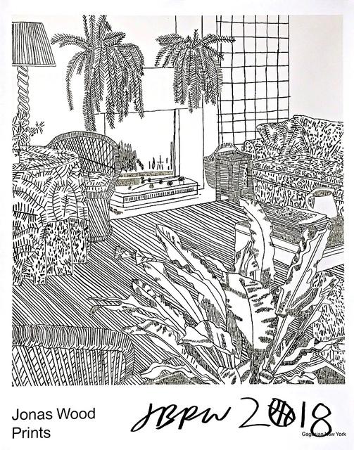 , 'Jonas Wood Prints (Hand Signed) ,' 2018, Alpha 137 Gallery