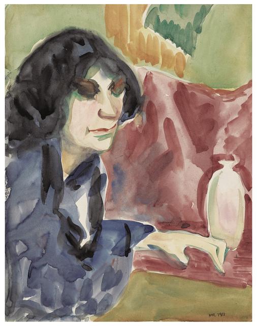 , 'Portrait of Dorothy,' 1911, Francis M. Naumann Fine Art