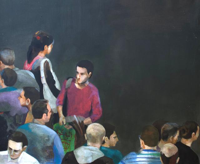 Khaled Hourani, 'Albakri', 2019, Zawyeh Gallery