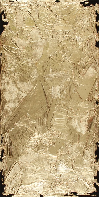 , 'Scarletts Gold,' 2017, William Turner Gallery