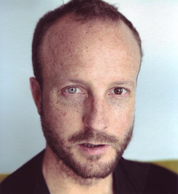 , 'Heterochromia (Andrew),' 2013, Raum mit Licht