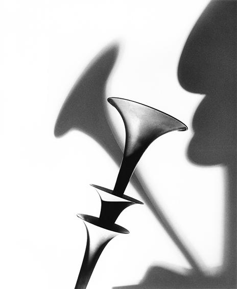 , 'Trombone and Trumpets 2  ,' 1994, Bernheimer Fine Art