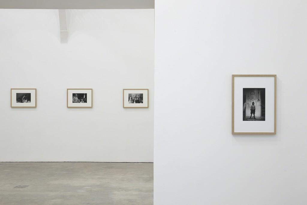 Janet Mendelsohn, The street, c.1968. Varna Road, installation, Ikon Gallery, 2016. Image courtesy Ikon Gallery. Photo Stuart Whipps