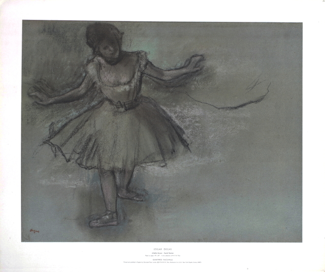 , 'A Ballet Dancer,' , ArtWise