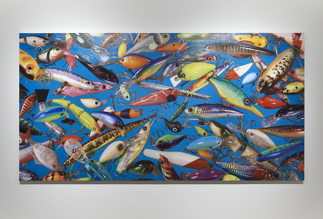 , 'Plastic Fish 2,' 2012, CHOI&LAGER