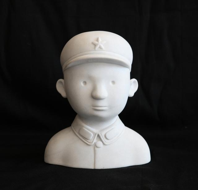 Shen Jingdong, 'Military ', 2013, Kunzt Gallery