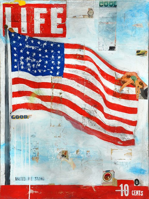 , 'United We Stand,' 2017, Caldwell Snyder Gallery