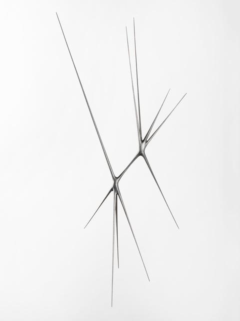, 'Untitled #9 (Graphite Suspended Sculpture),' 2018, Patrick Parrish Gallery