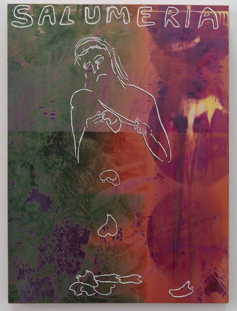 , 'Salumeria,' 2018, Josh Lilley