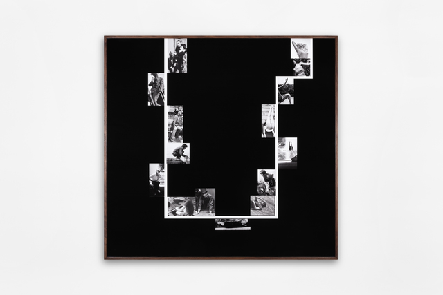 Iñaki Bonillas, 'Marginalia 3', 2019, Photography, Pigment print on Hahnemühle Photo Rag, Ultra Smooth 305 gr, kurimanzutto