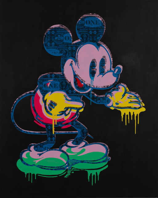 , 'Popaganda Mouse,' , The Drang Gallery