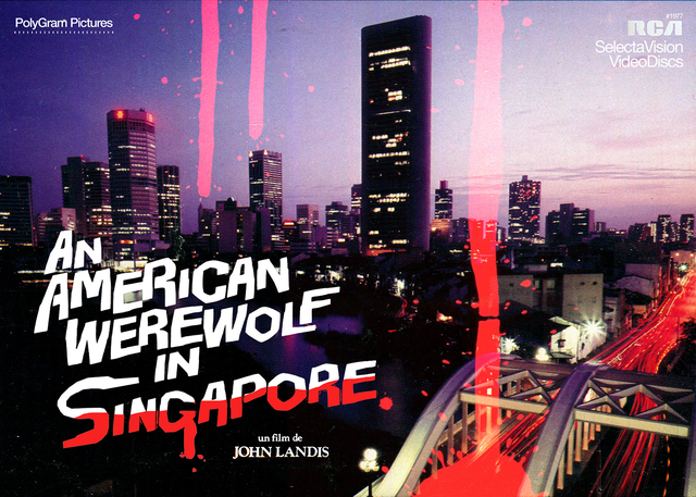 , 'American Werewolf ,' 2017, Chan + Hori Contemporary