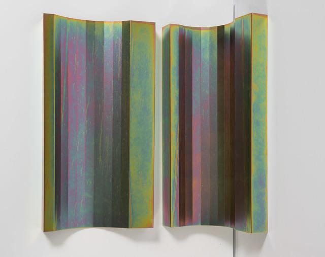 , 'Angolo Tutto tropicale,' 2015, Galerie Antoine Ertaskiran