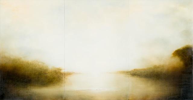 , '#5322 (triptych),' 2008-2014, Bentley Gallery