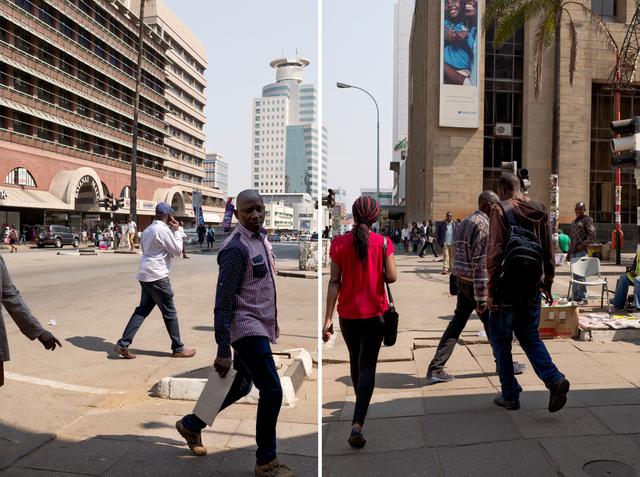 , 'Jason Moyo Street, Harare,' 2016, Stevenson