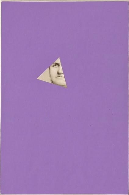 , 'Mrs Thompson6190 & Thompson6190 (side 2),' 2017, The Photographers' Gallery