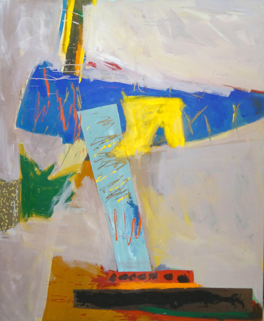 , 'Gypsy Wind,' 1983, Berry Campbell Gallery