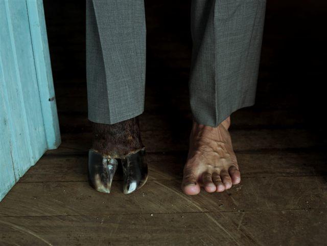 , 'THE GOAT FOOT,' 2018, Galería Juana de Aizpuru