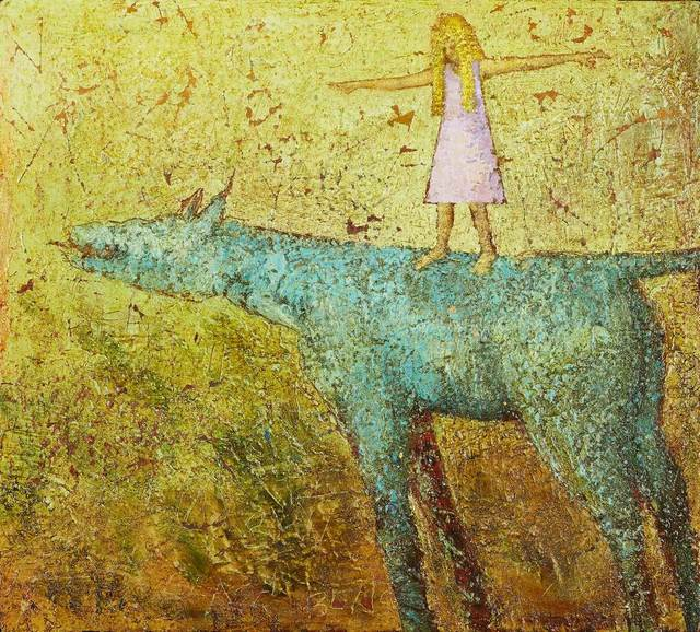 , 'Beast Tamer,' 2017, Catto Gallery