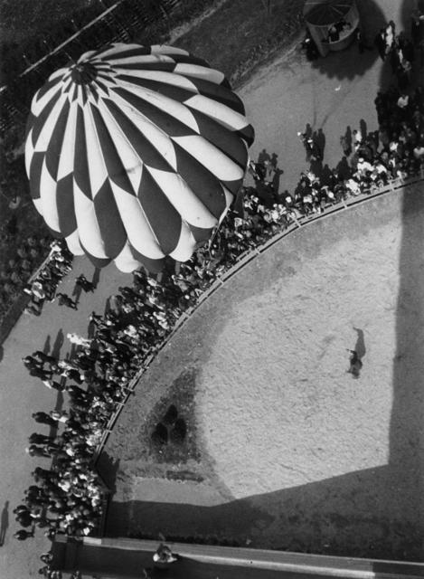 , 'Moscow, Parachute Tower, Gorki Park,' 1931, Etherton Gallery