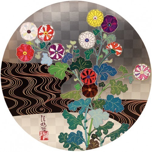 Takashi Murakami, 'Kansei Voice of the mountain stream', 2007, Der-Horng Art Gallery