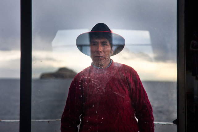 , 'Desde La Isla Cuántica V,' 2014, Fifty Dots