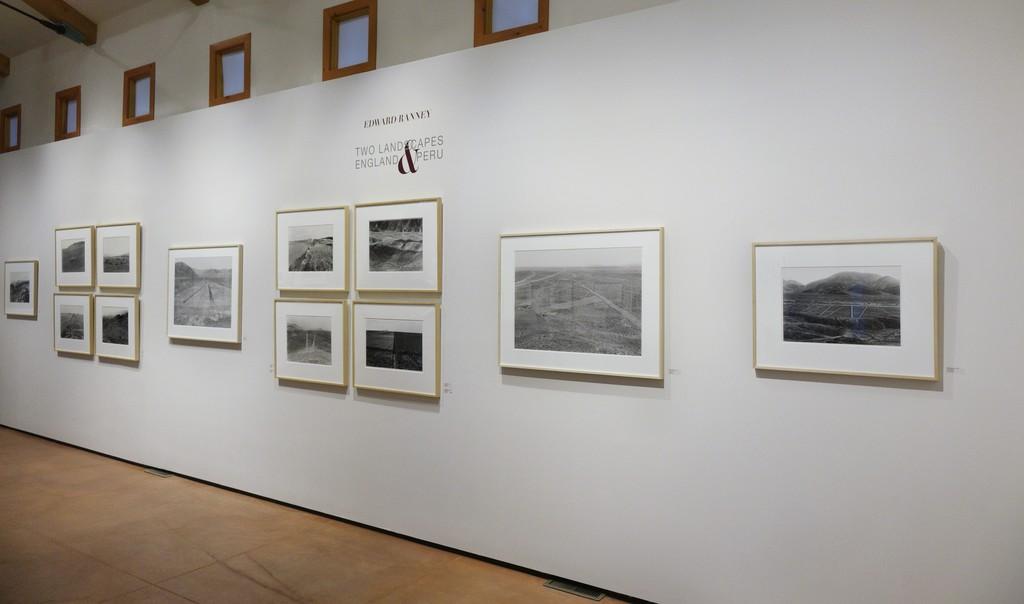 Edward Ranney, Two Landscapes: England & Peru Installation