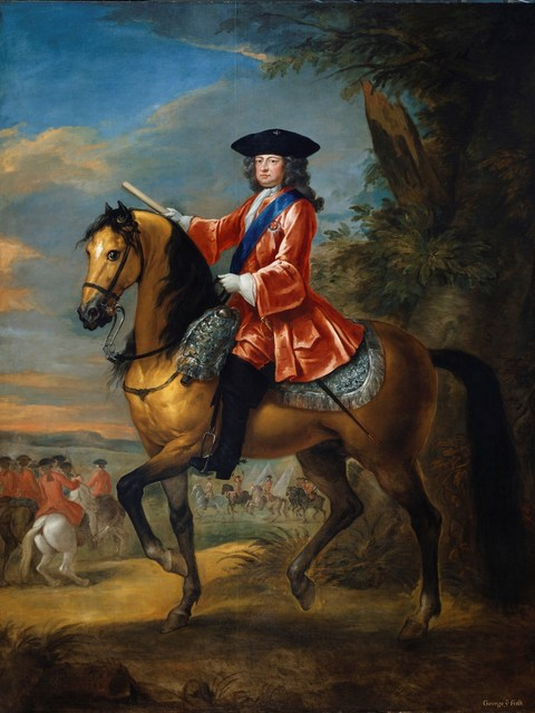 , 'George I,' 1726, Royal Collection Trust