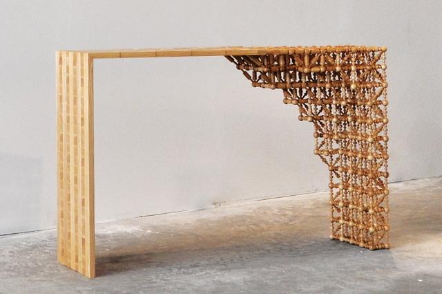 , 'Gradient Mashrabiya Sideboard,' 2012, Carwan Gallery