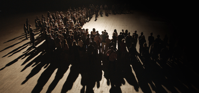 "Philippe Parreno, 'Still from ""The Crowd""', 2015, Park Avenue Armory"