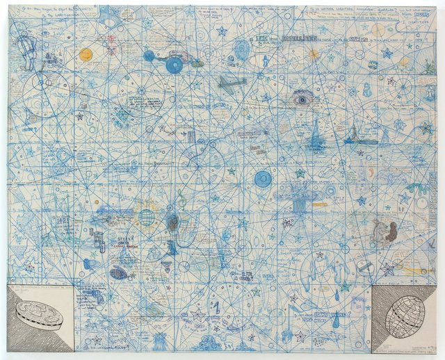 , 'I've Got to Sing to Write the Blues,' 2010, Hosfelt Gallery