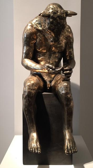 , 'Minotaur Reading,' , Hugo Galerie