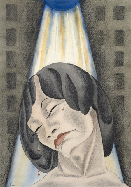 , 'Verkündigung (Annunciation),' 1933, Ben Uri Gallery and Museum