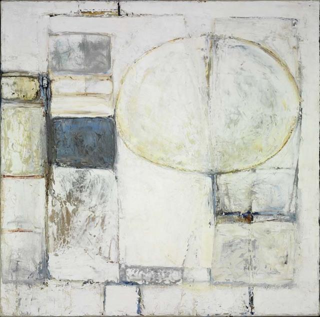 , 'Oval & Blue,' 1963-1964, Osborne Samuel