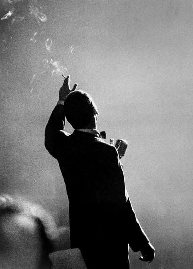 , 'Frank Sinatra, Monte Carlo,' 1958, Gallery 270