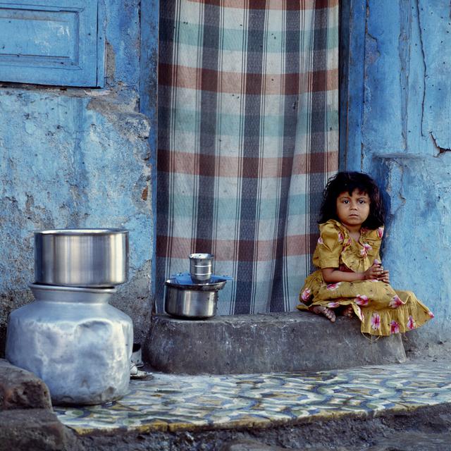 , 'Mumbai, India,' 1990, Osborne Samuel
