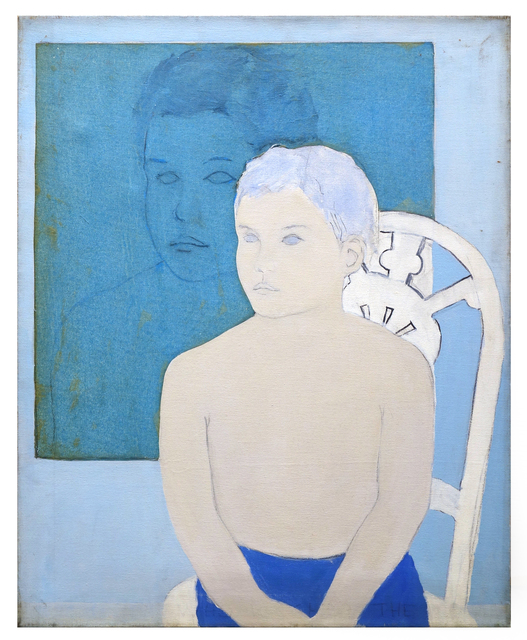 George Schneeman, 'Untitled', ca. 1960s, Painting, Oil and collage on canvas, Pavel Zoubok Fine Art