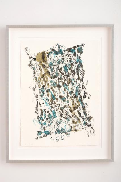 , 'Silent Diary 21,' 2012, Keene Arts