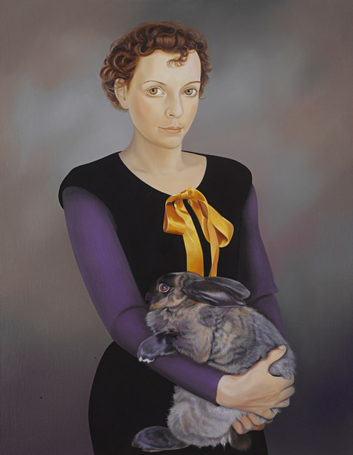 Richard Wathen, 'Ebba', 2009, Oil on linen mounted to aluminum, Sotheby's: Contemporary Art Day Auction