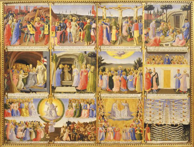 , 'Armadio degli Argenti ,' 1450-1452, Isabella Stewart Gardner Museum
