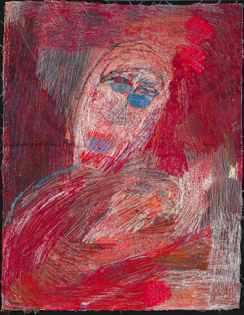 , 'Mother and Baby, Red,' 2019, Candida Stevens Gallery
