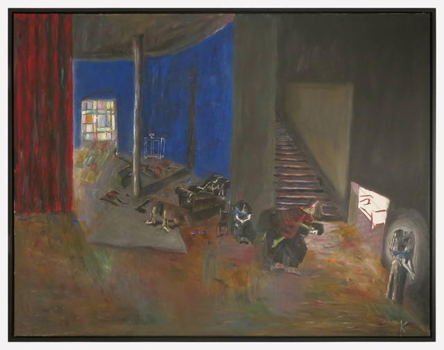 , 'Blaubart,' 1985, Sperone Westwater