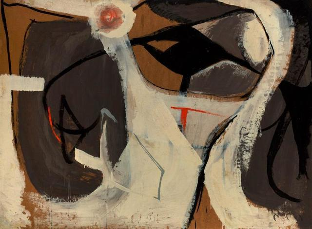 , 'Half Moon,' 1949, Berry Campbell Gallery
