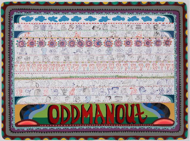 , 'Odd Man Out,' 2007, Hong Kong Contemporary Art