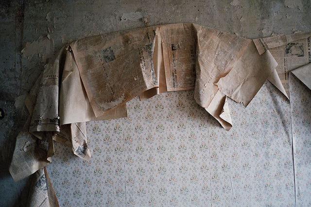 , 'Fieldnote 07-04-14 (Pripyat, Chernobyl),' 2015, PROYECTOSMONCLOVA