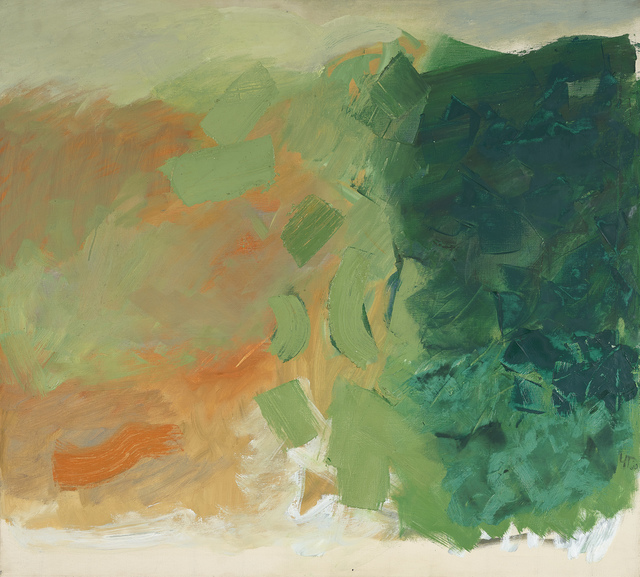 , 'No. 3,' 1961, Berry Campbell Gallery