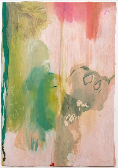, 'Snow Pines,' 2004, Leslie Sacks Gallery