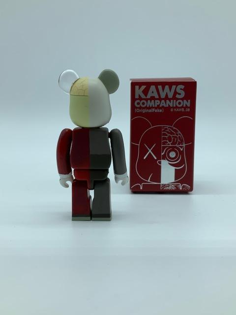 KAWS, 'KAWS Dissected Companion 100% (Brown)', Sculpture, Painted cast vinyl, DIGARD AUCTION