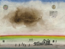 , 'Napeagne- The Fish Factory,' 1969, Pace Gallery