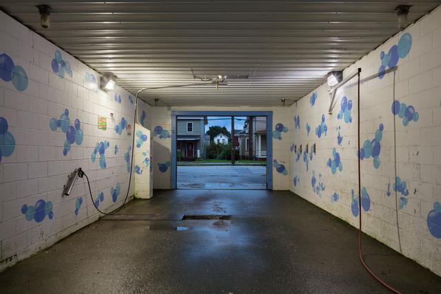 Mark Lyon, 'Fort Knox, Port Jervis, NY', 2018, Elizabeth Houston Gallery